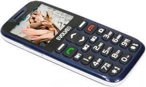 EVOLVEO EasyPhone XD, modrý