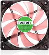 EVOLVEO FAN12RED, 120 x 120mm
