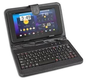 """EVOLVEO KT07B pouzdro pro 7"""" tablet s klávesnicí"""
