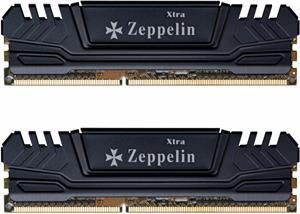 EVOLVEO Zeppelin DDR III 8GB 1600 MHz KIT 2x4GB CL11, GOLD, box