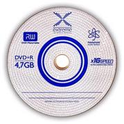 Extreme DVD+R [ spindle 100 | 4.7GB | 16x ]