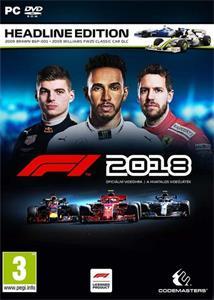 F1 2018 D1 edice (PC)