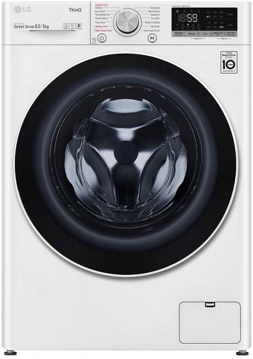 F2DV5S8S0 práčka so sušičkou SLIM LG