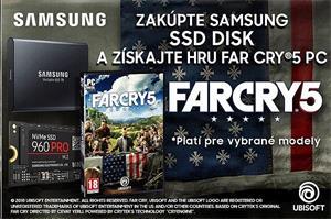 FARCRY 5 - promo kod k samsung SSD diskom