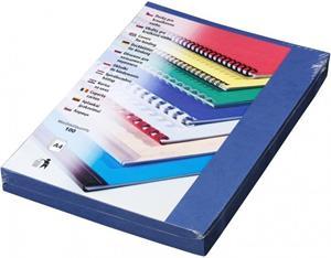 Fellowes kartónové dosky, modrá