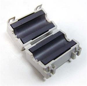 Feritový filter, na 10 mm kábel