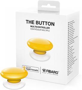 Fibaro Button (FGPB-101-4), Z-Wave, Žlté