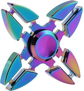FIDGET SPINNER kov hviezda