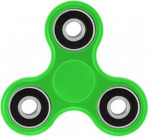 FIDGET SPINNER run zelená