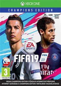 FIFA 19 CHAMPIONS EDITION (XOne)