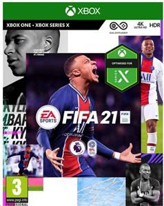 FIFA 21 (Xbox One) - token (samostatne nepredajné)