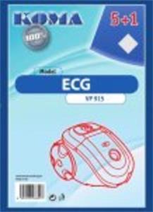 Filter do vysávačov ECG Koma 915
