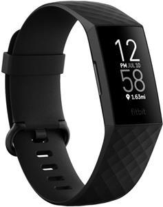 Fitbit Charge 4, čierny