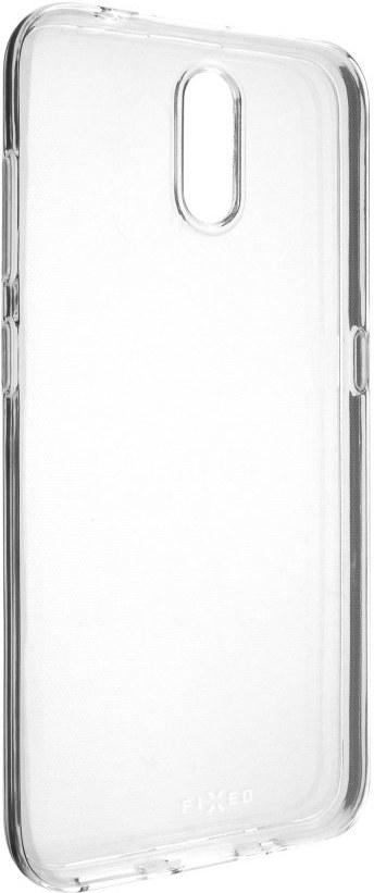 FIXED, gélové puzdro pre Nokia 2.3, transparentné