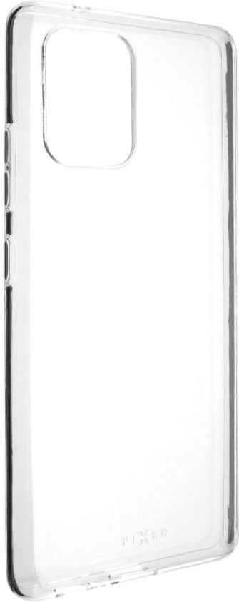 FIXED, gélové puzdro pre Samsung Galaxy S10 Lite, transparentné