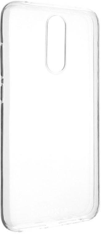 FIXED, gélové puzdro pre Xiaomi Redmi 8, 0,6mm, transparentné