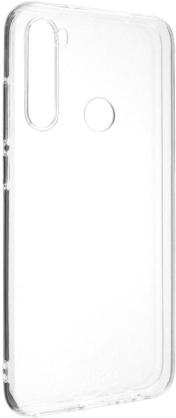 FIXED Skin, ochranné puzdro pre Xiaomi Redmi Note 8T, transparentné