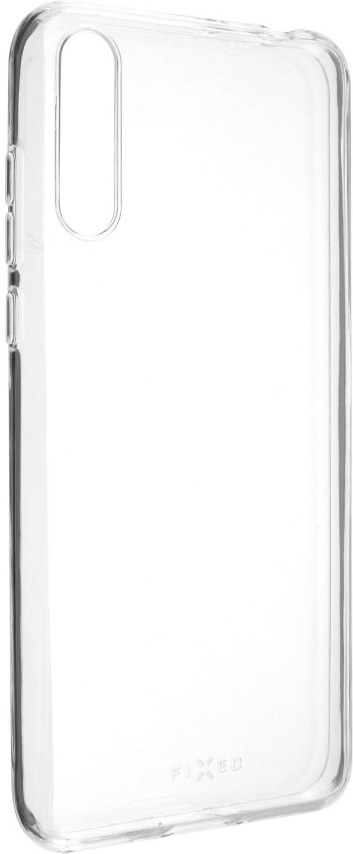 Fixed TPU gélové puzdro pre Huawei P Smart S, číre