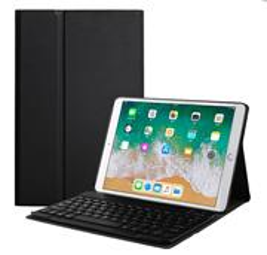 Flipové Pouzdro s BT klávesnicou pre iPad Pro 12.9 2018 čierne - rozbalené