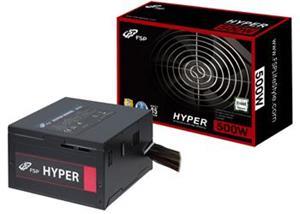 Fortron HYPER S 500, 500W, PCI-E, >85%