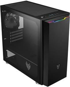 Fortron Micro ATX CST311, čierna