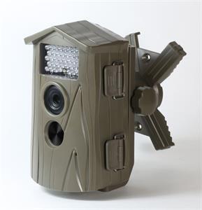 Fotopast Technaxx TX-09 bezpečnostní kamera pro venkovní použití, brown
