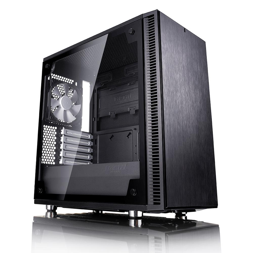 Fractal Design Define Mini C čierna s oknom