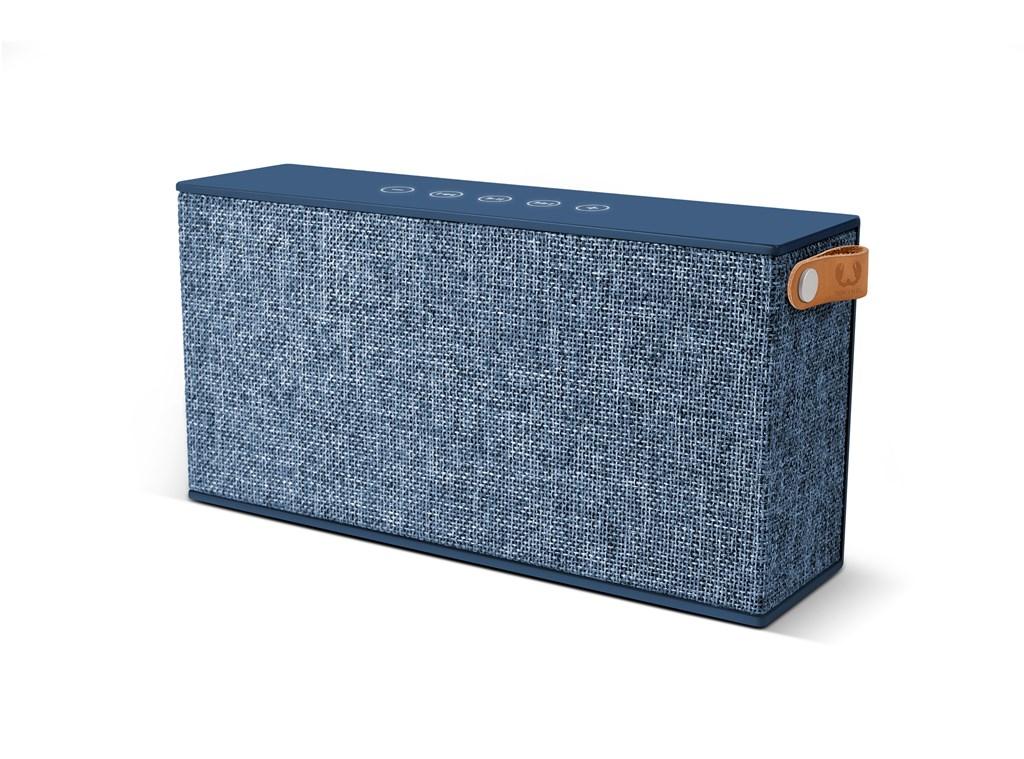 Fresh 'n Rebel Rockbox Chunk Fabriq Edition Bluetooth reproduktor, indigovomodrý