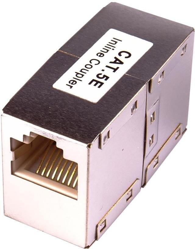 FTP sieťová spojka, Cat5, RJ45, tienená