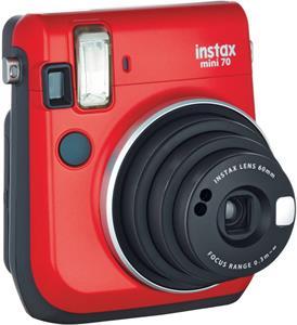 Fujifilm Instax Mini 70, červený