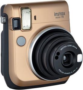 Fujifilm Instax Mini 70, zlatý