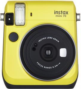 Fujifilm Instax Mini 70, žltý