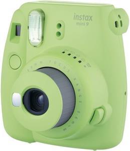 Fujifilm INSTAX MINI 9 - Lime Green - unikatny fotoaparat s tlacou fotografii