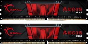 G.Skill Aegis Series, DDR4, 3200 MHz, 16 GB Dual-Kit,