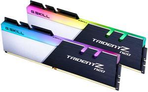 G.Skill Trident Z Neo (pre AMD) DDR4, 3600 MHz, 32 GB (2x 16 GB), CL16, 1.35 V, XMP 2.0