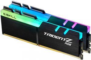 G.Skill Trident Z RGB, 32GB (2x16GB), 3200 MHz, DDR4
