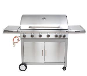 G21 Mexico BBQ Premium line, plynový gril, 7 horákov + zdarma redukčný ventil