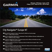 GARMIN City Navigator Europe 2008 NT SD