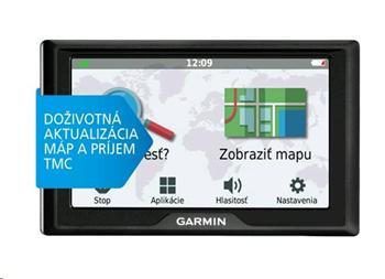 Garmin Drive 50 LMT Lifetime EU - mapy EU + RDS