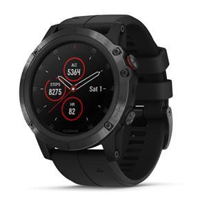 Garmin Fenix 5X Plus, smartwatch, čierne