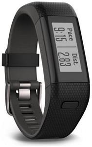 GARMIN Fitness náramok VÍVOSMART HR + GPS čierny