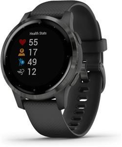 Garmin vívoactive 4S PVD, inteligentné hodinky, čierne