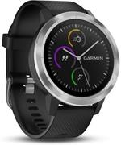 Garmin vivoActive3 Optic, smartwatch, čierne