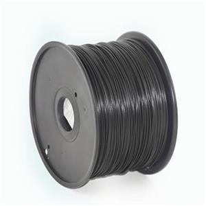 GEMBIRD ABS plastové vlákno pre 3D tlačiarne, priemer 1,75 mm, čierne