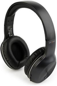 Gembird Bluetooth stereo slúchadlá, čierne