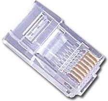 Gembird Eth konektor RJ45 8p8c na UTP kábel Cat 5e, 1 ks