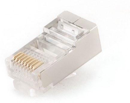 Gembird konektor RJ45 cat. 5e FTP pre drôt