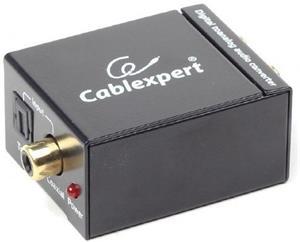 Gembird prevodník z digitálneho signálu SPDIF a optického Toslink na 2x CINCH