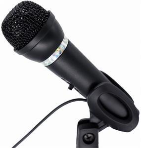 Gembird stolný mikrofón s podstavcom