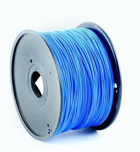 Gembird tlačová struna (filament), ABS, 1,75mm, modrá